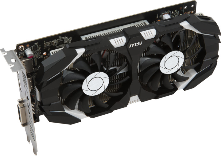 Kartelë grafike Gaming MSI GeForce GTX 1050 Ti 4GB