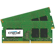 Memorie operative Crucial CL17, 2x8 GB DDR4, 2400 MHz
