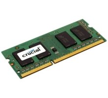 Memorie operative Crucial CL11, 4GB DDR3, 1600 MHz