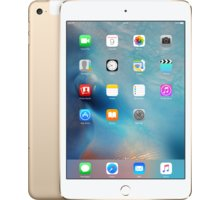 Apple iPad Mini 4, 128GB, ngjyrë ari